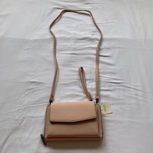 Relic By Fossil Rose Crossbody Wallet/Purse